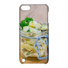 Potato Salad In A Jar On Wooden Apple Ipod Touch 5 Hardshell Case With Stand by wsfcow