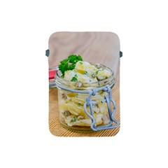 Potato Salad In A Jar On Wooden Apple Ipad Mini Protective Soft Cases by wsfcow