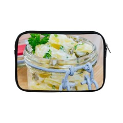 Potato Salad In A Jar On Wooden Apple Ipad Mini Zipper Cases by wsfcow