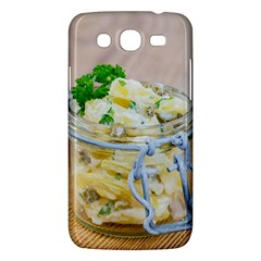 Potato Salad In A Jar On Wooden Samsung Galaxy Mega 5 8 I9152 Hardshell Case  by wsfcow