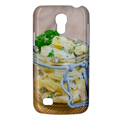 Potato Salad In A Jar On Wooden Galaxy S4 Mini by wsfcow
