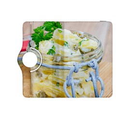 Potato Salad In A Jar On Wooden Kindle Fire Hdx 8 9  Flip 360 Case by wsfcow