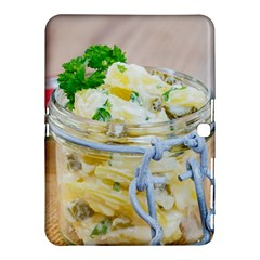 Potato Salad In A Jar On Wooden Samsung Galaxy Tab 4 (10 1 ) Hardshell Case  by wsfcow