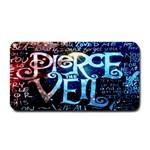 Pierce The Veil Quote Galaxy Nebula Medium Bar Mats