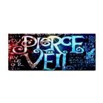 Pierce The Veil Quote Galaxy Nebula Hand Towel