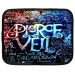 Pierce The Veil Quote Galaxy Nebula Netbook Case (XL)