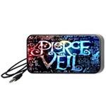 Pierce The Veil Quote Galaxy Nebula Portable Speaker (Black)