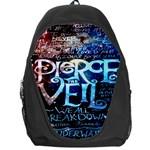 Pierce The Veil Quote Galaxy Nebula Backpack Bag