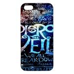 Pierce The Veil Quote Galaxy Nebula Apple iPhone 5 Premium Hardshell Case