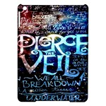 Pierce The Veil Quote Galaxy Nebula iPad Air Hardshell Cases