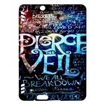 Pierce The Veil Quote Galaxy Nebula Kindle Fire HDX Hardshell Case