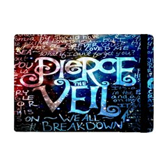 Pierce The Veil Quote Galaxy Nebula Ipad Mini 2 Flip Cases by Onesevenart