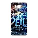 Pierce The Veil Quote Galaxy Nebula Samsung Galaxy Alpha Hardshell Back Case