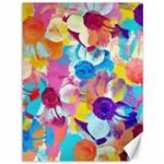 Anemones Canvas 36  x 48