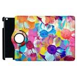 Anemones Apple iPad 3/4 Flip 360 Case