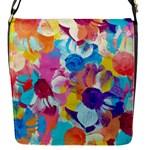 Anemones Flap Messenger Bag (S)