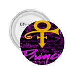 Prince Poster 2.25  Buttons