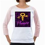 Prince Poster Girly Raglans