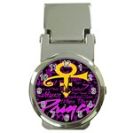 Prince Poster Money Clip Watches