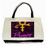 Prince Poster Basic Tote Bag