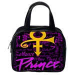 Prince Poster Classic Handbags (One Side)