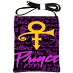 Prince Poster Shoulder Sling Bags