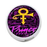 Prince Poster 4-Port USB Hub (Two Sides)