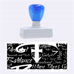 Prince Poster Rubber Stamps (Large)