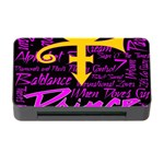 Prince Poster Memory Card Reader with CF