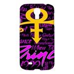 Prince Poster Samsung Galaxy S4 I9500/I9505 Hardshell Case
