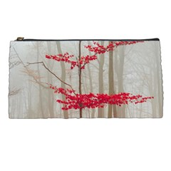 Magic Forest In Red And White Pencil Cases by wsfcow