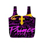 Prince Poster Full Print Recycle Bags (S)