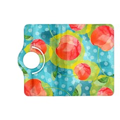 Red Cherries Kindle Fire Hd (2013) Flip 360 Case by DanaeStudio