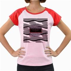 Sometimes Quiet Is Violent Twenty One Pilots The Meaning Of Blurryface Album Women s Cap Sleeve T Shirt by Onesevenart