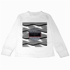 Sometimes Quiet Is Violent Twenty One Pilots The Meaning Of Blurryface Album Kids Long Sleeve T Shirts by Onesevenart