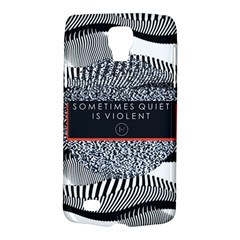 Sometimes Quiet Is Violent Twenty One Pilots The Meaning Of Blurryface Album Galaxy S4 Active by Onesevenart