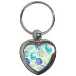 Seashells Key Chains (Heart)