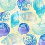 Seashells Magic Photo Cubes