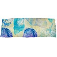 Seashells Body Pillow Case (dakimakura) by DanaeStudio