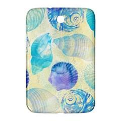 Seashells Samsung Galaxy Note 8 0 N5100 Hardshell Case  by DanaeStudio