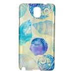 Seashells Samsung Galaxy Note 3 N9005 Hardshell Case