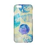 Seashells Apple iPhone 6/6S Hardshell Case