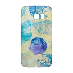 Seashells Galaxy S6 Edge by DanaeStudio