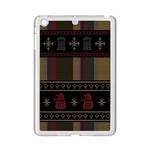 Tardis Doctor Who Ugly Holiday iPad Mini 2 Enamel Coated Cases