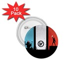 Twenty One 21 Pilots 1.75  Buttons (10 pack)