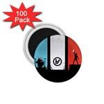 Twenty One 21 Pilots 1.75  Magnets (100 pack)