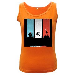 Twenty One 21 Pilots Women s Dark Tank Top by Onesevenart