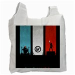 Twenty One 21 Pilots Recycle Bag (One Side)