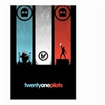 Twenty One 21 Pilots Large Garden Flag (Two Sides)