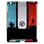 Twenty One 21 Pilots Apple iPad 3/4 Hardshell Case (Compatible with Smart Cover)